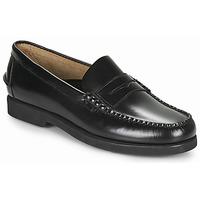 Sapatos Homem Mocassins Sebago DAN POLARIS Preto