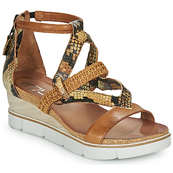 Sapatos Mulher Sandálias Mjus TAPASITA Castanho
