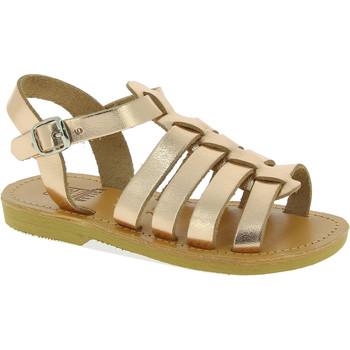 Sapatos Rapariga Sandálias Attica Sandals PERSEPHONE CALF GOLD-PINK oro