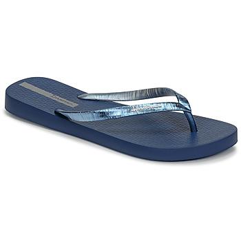 Sapatos Mulher Chinelos Ipanema GLAM II Azul