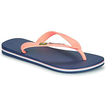 Sapatos Rapariga Chinelos Ipanema CLAS BRASIL II Azul / Laranja