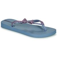 Sapatos Rapariga Chinelos Ipanema LOLITA IV Azul