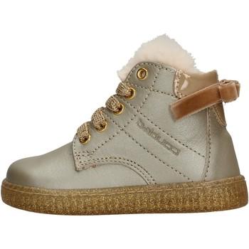 Sapatos Rapaz Sapatilhas Balducci - Polacchino platino CITA3354 PLATINO