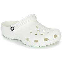Sapatos Tamancos Crocs CLASSIC Branco