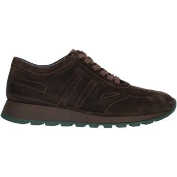 Sapatos Homem Sapatilhas Cristiano Gualtieri 403 Castanho