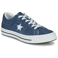 Sapatos Sapatilhas Converse ONE STAR OG Azul
