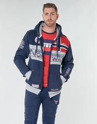 Textil Homem Sweats Geographical Norway FLYER Marinho