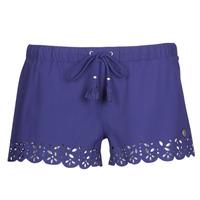Textil Mulher Shorts / Bermudas Banana Moon MEOW Marinho