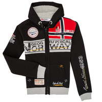 Textil Rapaz Sweats Geographical Norway FLYER Preto