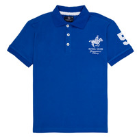 Textil Rapaz Polos mangas curta Geographical Norway KAMPAI Azul