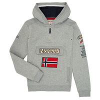 Textil Rapaz Sweats Geographical Norway GYMCLASS Cinza