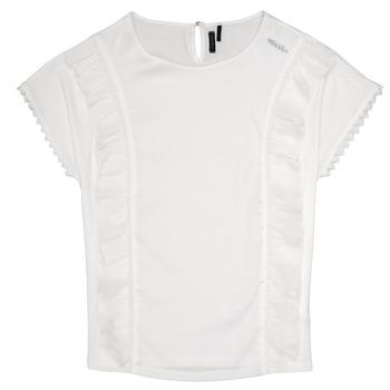 Textil Rapariga Tops / Blusas Ikks CHLOE Branco