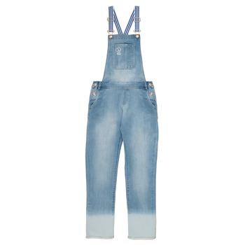 Textil Rapariga Macacões/ Jardineiras Ikks PERRINE Azul