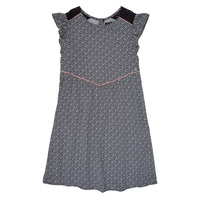 Textil Rapariga Vestidos curtos Ikks ZOE Preto