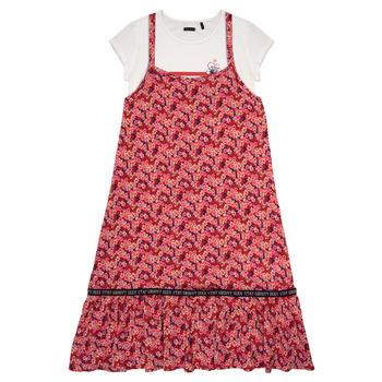 Textil Rapariga Vestidos curtos Ikks DANIA Multicolor