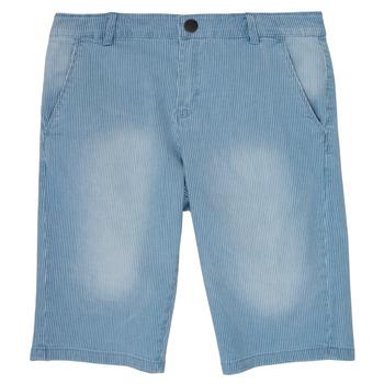 Textil Rapaz Shorts / Bermudas Ikks NOCTALIE Azul