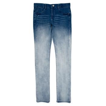 Textil Rapaz Calças de ganga slim Ikks BANALISE Azul