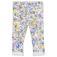Textil Rapariga Collants Ikks ELIES Branco / Multicolor
