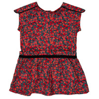 Textil Rapariga Vestidos curtos Ikks MAGGIE Cinza / Vermelho