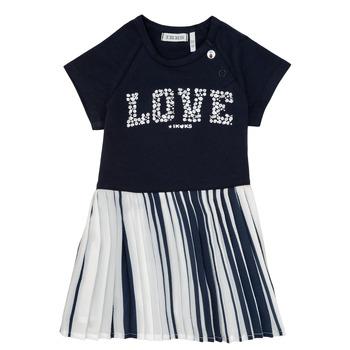 Textil Rapariga Vestidos curtos Ikks POELA Marinho