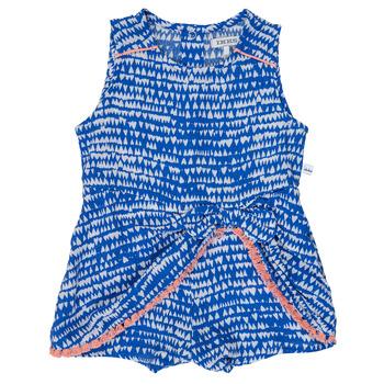 Textil Rapariga Macacões/ Jardineiras Ikks BEO Azul