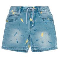 Textil Rapaz Shorts / Bermudas Ikks PONERMO Azul