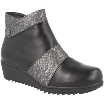 Sapatos Mulher Botins Clowse 9B1023 Negro