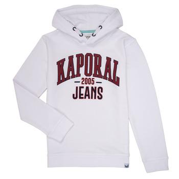 Textil Rapaz Sweats Kaporal EDER Branco