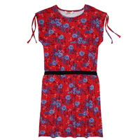 Textil Rapariga Vestidos curtos Kaporal JUNE Vermelho
