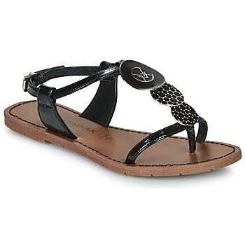 Sapatos Mulher Sandálias Chattawak PIPA Preto