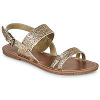 Sapatos Mulher Sandálias Chattawak MONIA Ouro