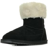 Sapatos Rapariga Botas de neve EMU Ardle Preto