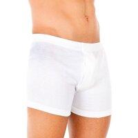 Roupa de interior Homem Boxer Abanderado Pack-3 boxers termales Branco