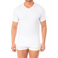 Roupa de interior Homem Camisolas de interior Abanderado Camiseta X-Temp m/corta Branco