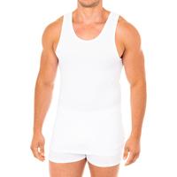 Roupa de interior Homem Camisolas de interior Abanderado Camiseta Advanced tirantes Branco