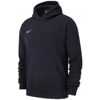 Textil Rapaz Sweats Nike JR Team Club 19 Fleece Preto