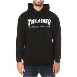 Textil Homem Sweats Thrasher BLK Preto