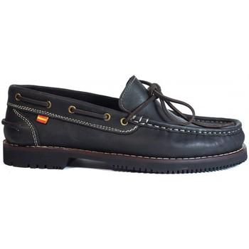 Sapatos Mulher Mocassins La Valenciana Zapatos Apache  Olivenza Negro Preto