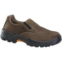 Sapatos Homem Slip on Chiruca Zapatos  Serbal 02 Castanho