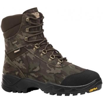 Sapatos Homem Botas baixas Chiruca Botas  Barbet 21 Goretex Verde