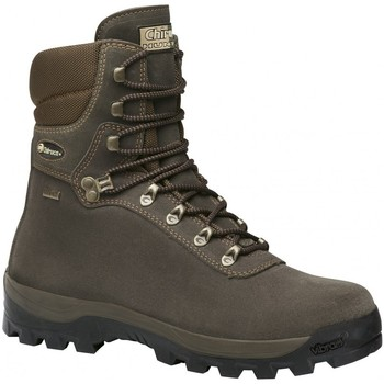 Sapatos Homem Botas baixas Chiruca Botas  Canada 11 Gore-Tex Verde