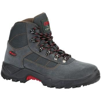 Sapatos Homem Botas baixas Chiruca Botas  Riglos 05 Cinza