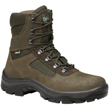 Sapatos Homem Botas baixas Chiruca Botas  Cocker 01 Verde