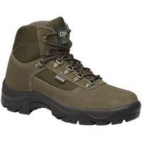 Sapatos Homem Sapatilhas de cano-alto Chiruca Botas  Perdiguero 01 Verde