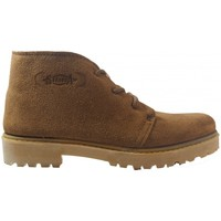 Sapatos Homem Botas baixas Segarra Botas  101 Natural Castanho