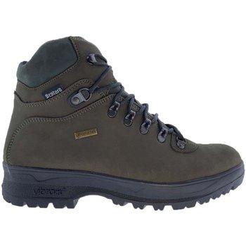 Sapatos Homem Sapatos de caminhada Bestard Botas  Tundra Gore-Tex Verde