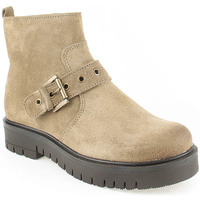 Sapatos Mulher Botins Oii! L Boot CASUAL Taupe