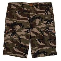 Textil Rapaz Shorts / Bermudas Quiksilver CRUCIAL BATTLE Cáqui