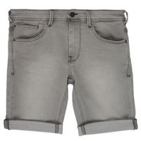 Textil Rapaz Shorts / Bermudas Teddy Smith SCOTTY 3 Cinza