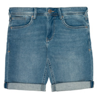 Textil Rapaz Shorts / Bermudas Teddy Smith SCOTTY 3 Azul